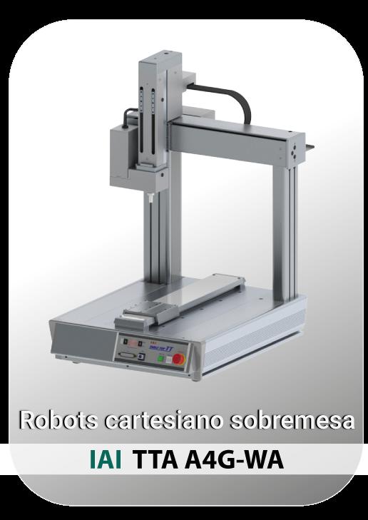 Robot IAI TTA