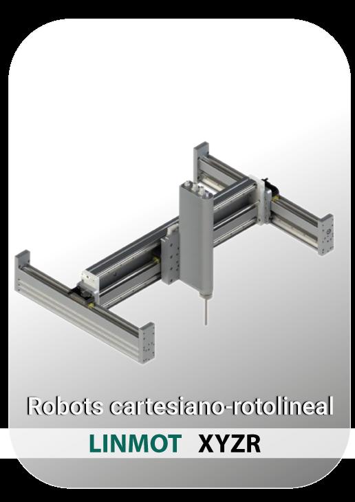 Robot LINMOT XYZR